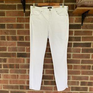 NWT NYDJ white high rise Ami skinny jeans